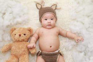 baby safe plush toy